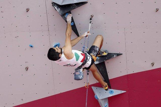 چهارمی تیم امدادی سنگنوردی ایران در بازی های آسیایی