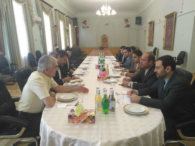 مسائل و مسائل فعالان اقتصادی ایرانی در ایروان آنالیز شد