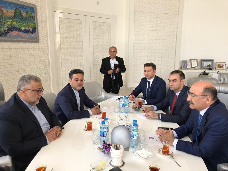 قارایف: ظرفیت های زیادی برای تعمیق همکاری های تهران و باکو وجود دارد