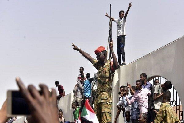 موافقت با تشکیل 2 شورای مدنی و نظامی در سودان