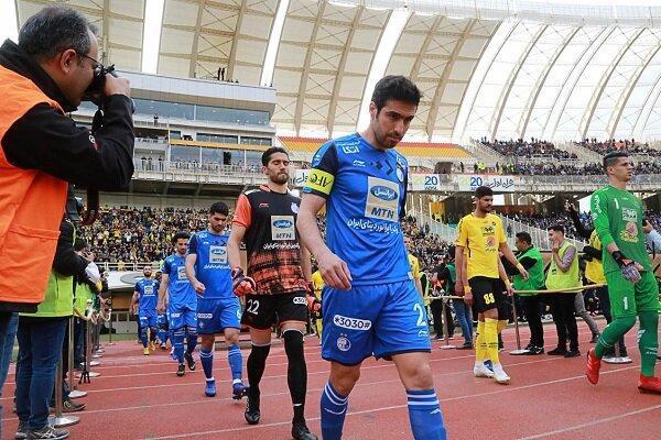خسرو حیدری رسما از دنیای فوتبال خداحافظی می نماید