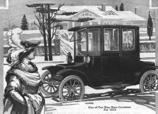خودروهای الکتریکی از 200 سال پیش وجود داشتند!