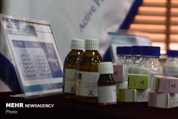 8 محصول جدید دارویی در استان البرز رونمایی شد