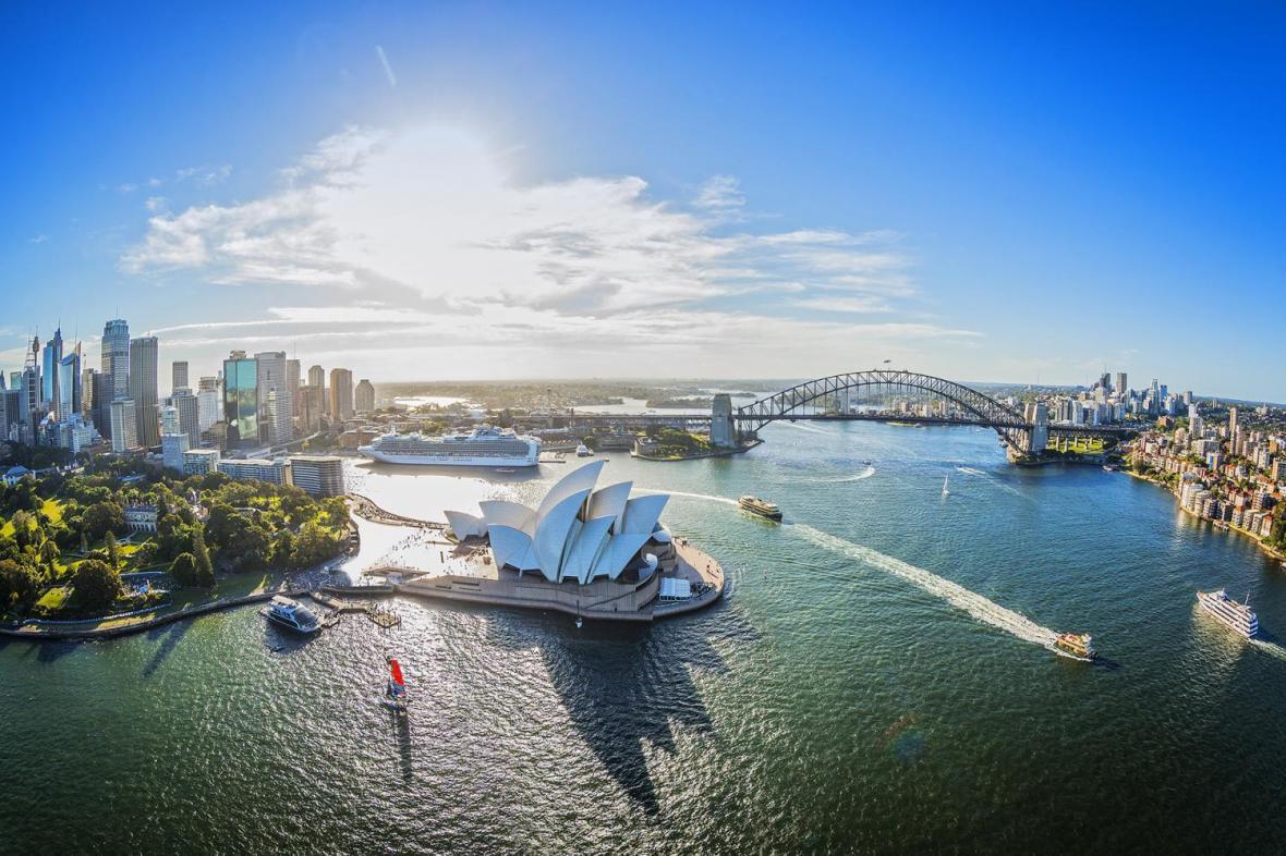 4 مکان از بهترین جاهای دیدنی سیدنی استرالیا