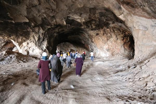 برگزاری تورهای ژئوتوریسم با همکاری اداره صنعت، معدن و میراث فرهنگی در تربت حیدریه