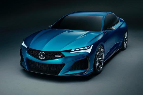 عرضه مدل مفهومی تازه ترین مدل خودروی آکورا