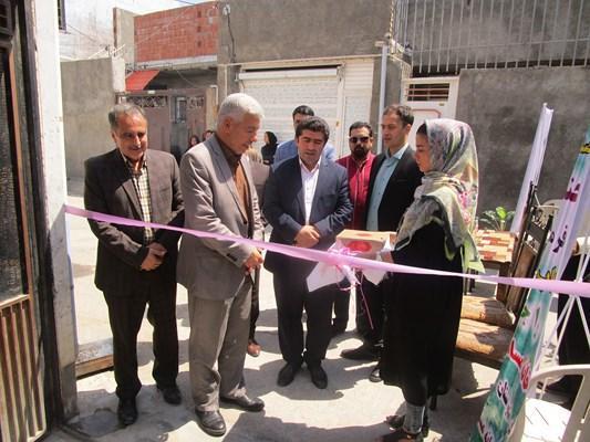 افتتاح 2 واحد خانه مسافر در گالیکش