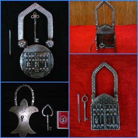 احیای رشته قفل سازی سنتی در تربت حیدریه