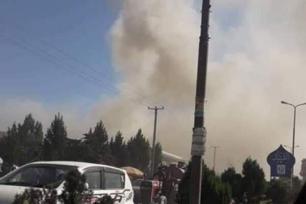 حمله انتحاری در شهر قندوز افغانستان با 15 کشته و زخمی
