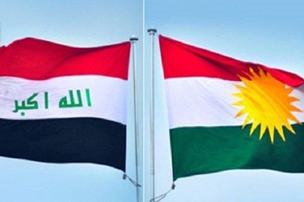 اربیل و بغداد در راستا حل اختلافات، کوشش واشنگتن برای سنگ اندازی