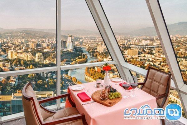 معرفی رستوران های گران قیمت و لوکس تفلیس