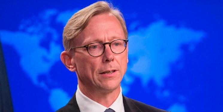 هوک: سیاست تحریم ها علیه ایران ادامه می یابد