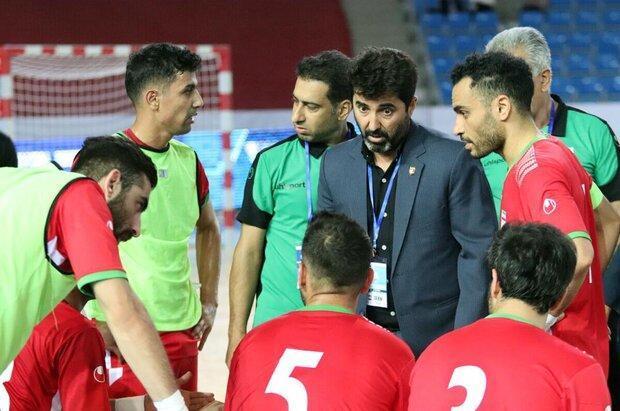 مقابل آذربایجان و قزاقستان ناهماهنگ بودیم، طیبی و احمدی را نداریم