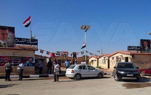 بازگشایی مهمترین گذرگاه مرزی بین سوریه و عراق