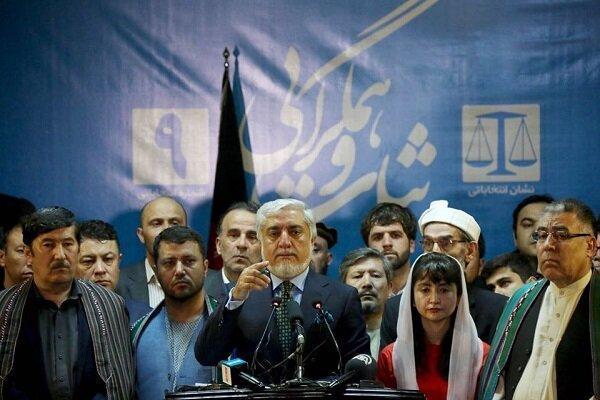 تاکید عبدالله بر پیروزی در انتخابات و تشکر از مردم افغانستان