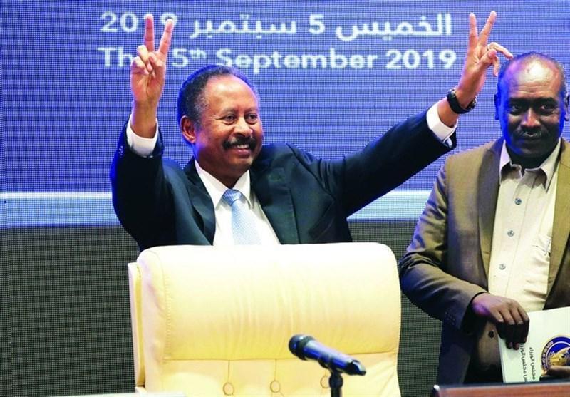 دولت انتقالی سودان کامل شد