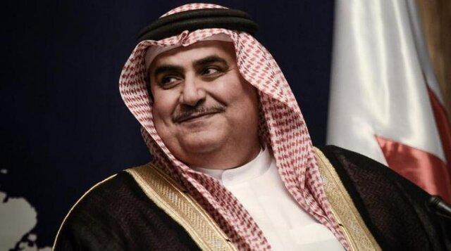وزیر خارجه بحرین: ایران به خاطر اقداماتش در منطقه مسئول دانسته شود!