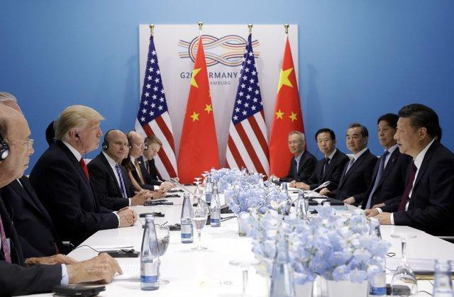 ترامپ چین را برای مهار کره شمالی تحت فشار می گذارد