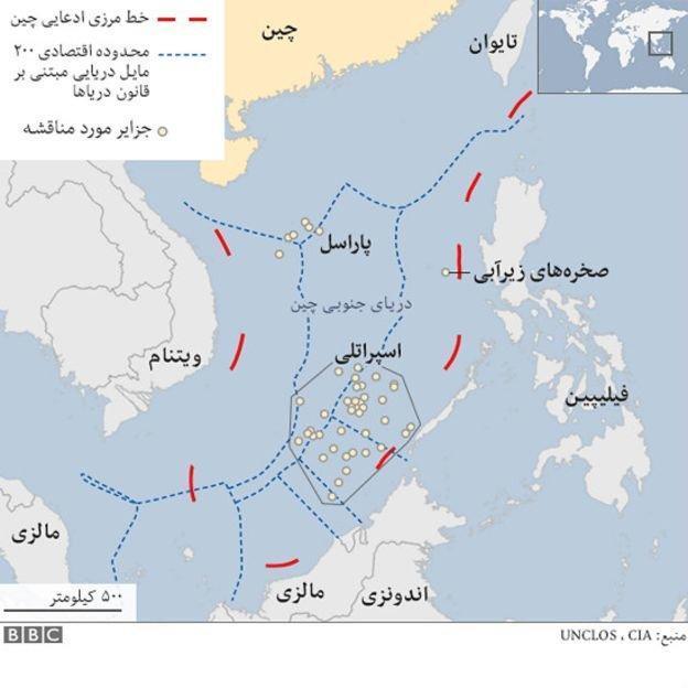 پکن زیرساخت های لازم برای استقرار جنگنده در دریای چین جنوبی را ایجاد نموده است