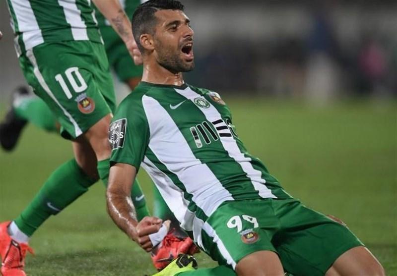 لژیونر فوتبال ایران به ترکب اصلی ریوآوه بازگشت