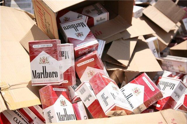قاچاقچیان به دنبال افزایش قاچاق سیگار به ایران هستند