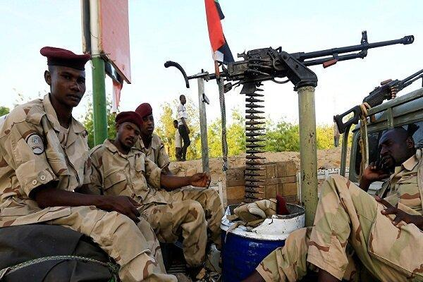 ارتش سودان خبر اعزام 1000 نظامی به لیبی را تکذیب کرد