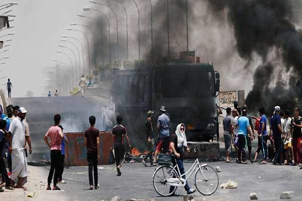 بسته پیشنهادی سازمان ملل برای سرانجام ناآرامی در عراق