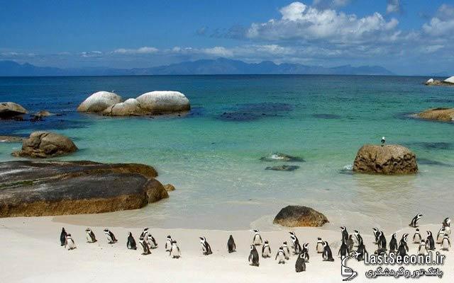 آفریقای جنوبی، کیپ تاون