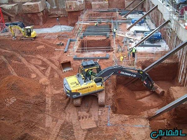 نکات ضروری تخریب و گودبرداری ساختمان
