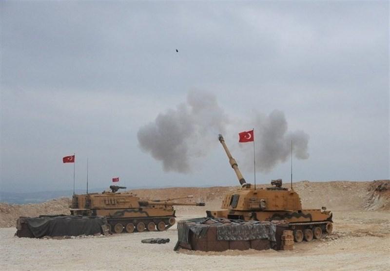 کشته شدن 9 غیرنظامی در حملات ترکیه به تل رفعت سوریه