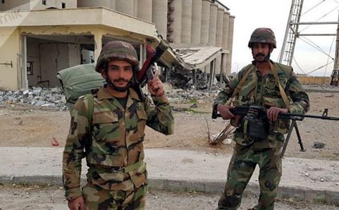ترکیه کنترل یک نیروگاه برق را در حسکه به ارتش سوریه داد