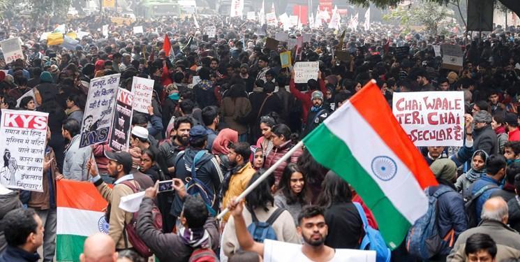 تظاهرات پس از نماز آدینه در هند چهار کشته برجای گذاشت