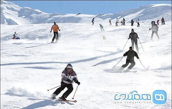 خبری خوش برای علاقمندان به اسکی و گردشگری