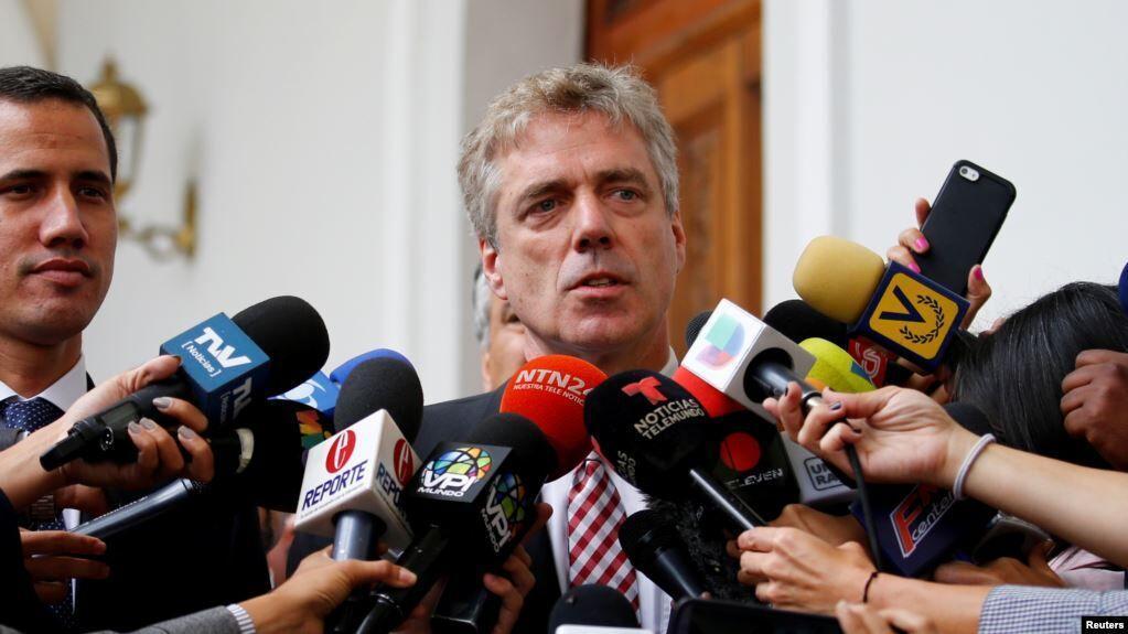ونزوئلا: سفیر اخراجی آلمان به کاراکاس بازمی شود
