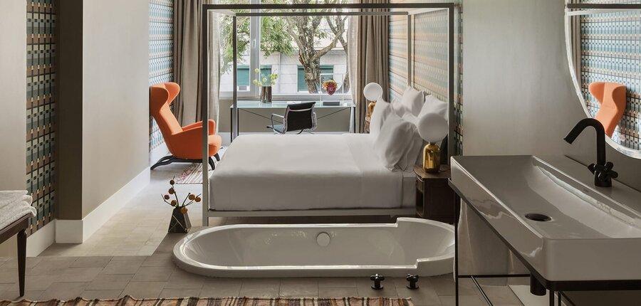 تصاویر و اسامی بهترین هتل های دنیا به انتخاب آقا و خانم اسمیت ، از یک هتل تاریخی تا بهترین اسپا