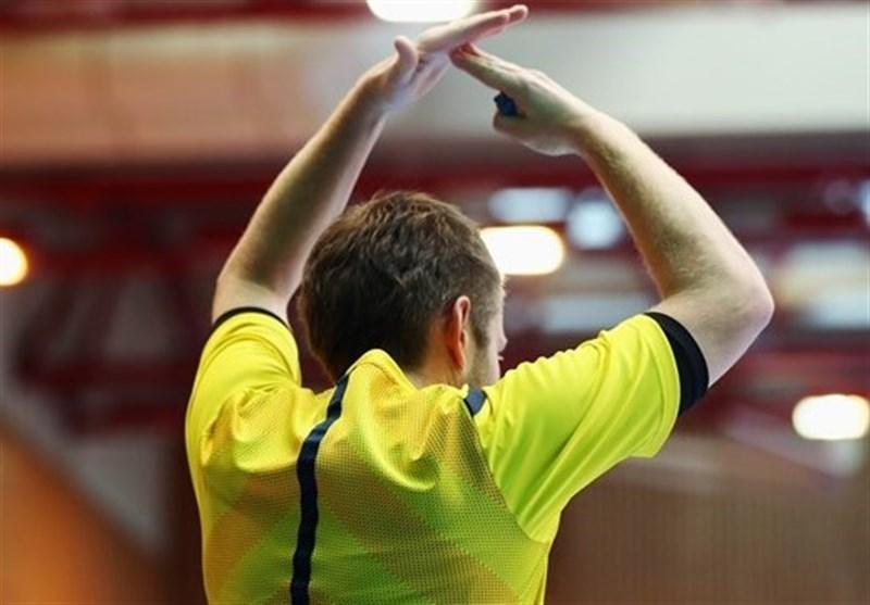 قضاوت نصیرلو در مسابقات فوتسال قهرمانی باشگاه های آسیا