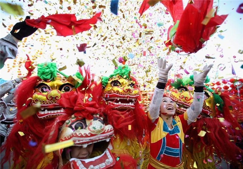 گزارشی از جشن های نوروزی در چین