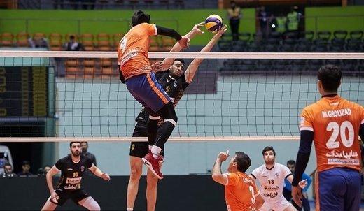 لیگ برتر والیبال ایران تعطیل شد