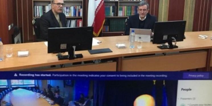 نشست ویدئو کنفرانسی معاونان وزیر علوم با نمایندگانی از 72 کشور درباره کرونا
