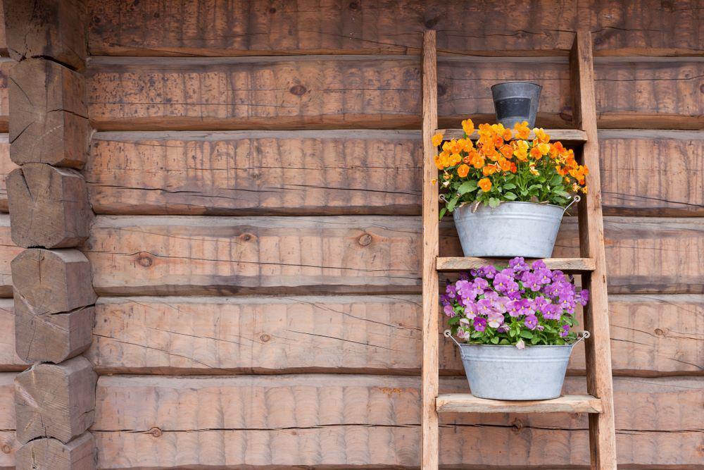 استند گلدان مناسب برای زیبایی دکوراسیون تمام مکان هازیبایی دکوراسیون با استند گلدان