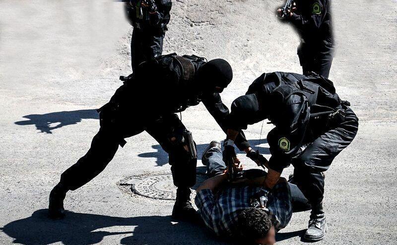 خبرنگاران متلاشی شدن یک باند آدم ربایی در سردشت