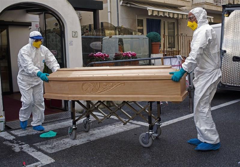 شمار قربانیان کرونا در فرانسه از 22 هزار نفر گذشت