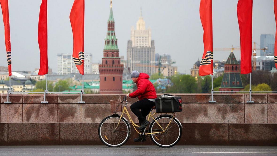 ابتلای 300 هزار نفر به کرونا در مسکو