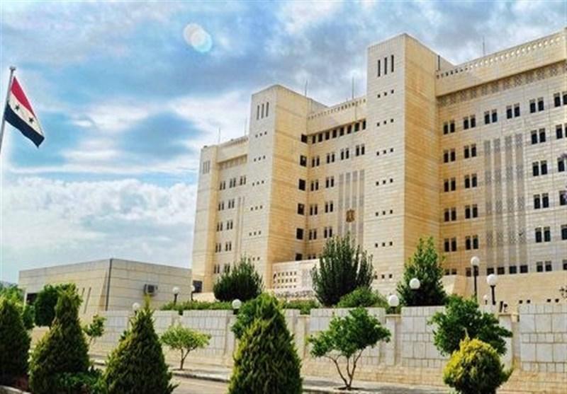 محکومیت دخالت آمریکا در امور سوریه، واکنش دمشق به قانون قیصر