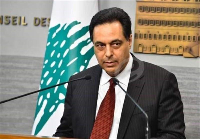 دیاب: درباره انفجار بیروت، کمیته حقیقت یاب تشکیل می دهیم