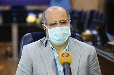 خبر خوش زالی درباره کرونا در تهران