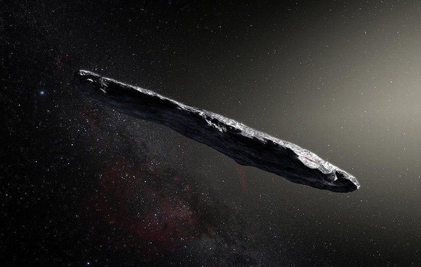 مهمان ناشناخته منظومه شمسی هنوز هم می تواند یک فناوری فرازمینی باشد