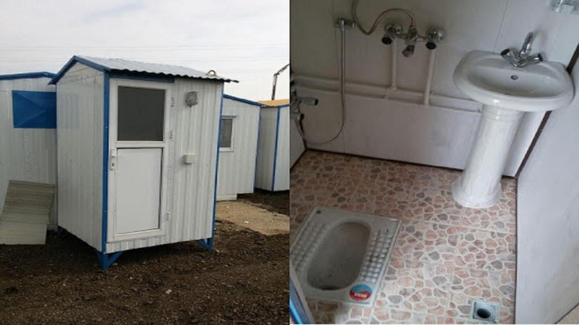 تحویل بیش از 60 چشمه سرویس بهداشتی به هیئات مذهبی