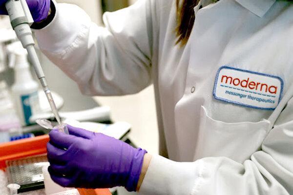 کارآمدی واکسن مدرنا آذرماه تعیین می شود