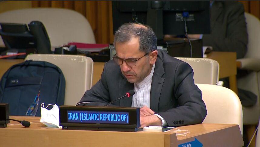 خبرنگاران تخت روانچی: از منع گسترش سلاح شیمیایی علیه سوریه سوء استفاده می گردد